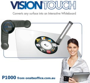 Vision Touch