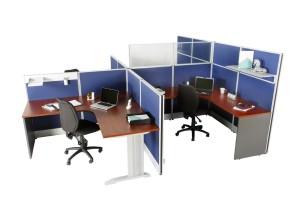 DA 4 x person workstation 3