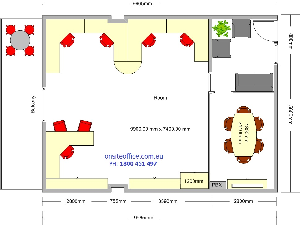 Office floor plans archives onsite office office for New office layout