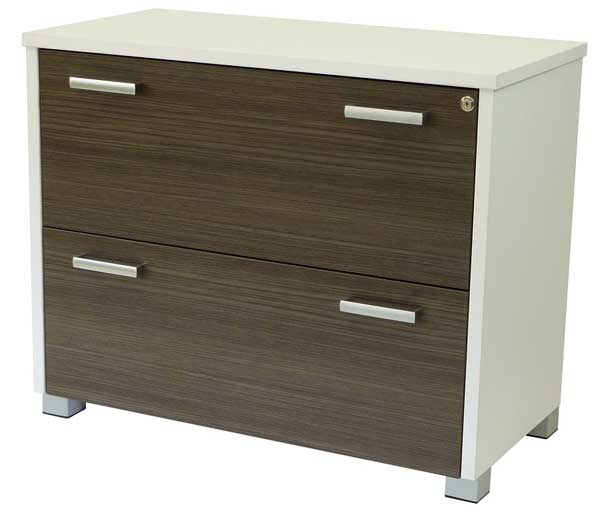Bronte Lateral Filing Credenza 2 Drawer